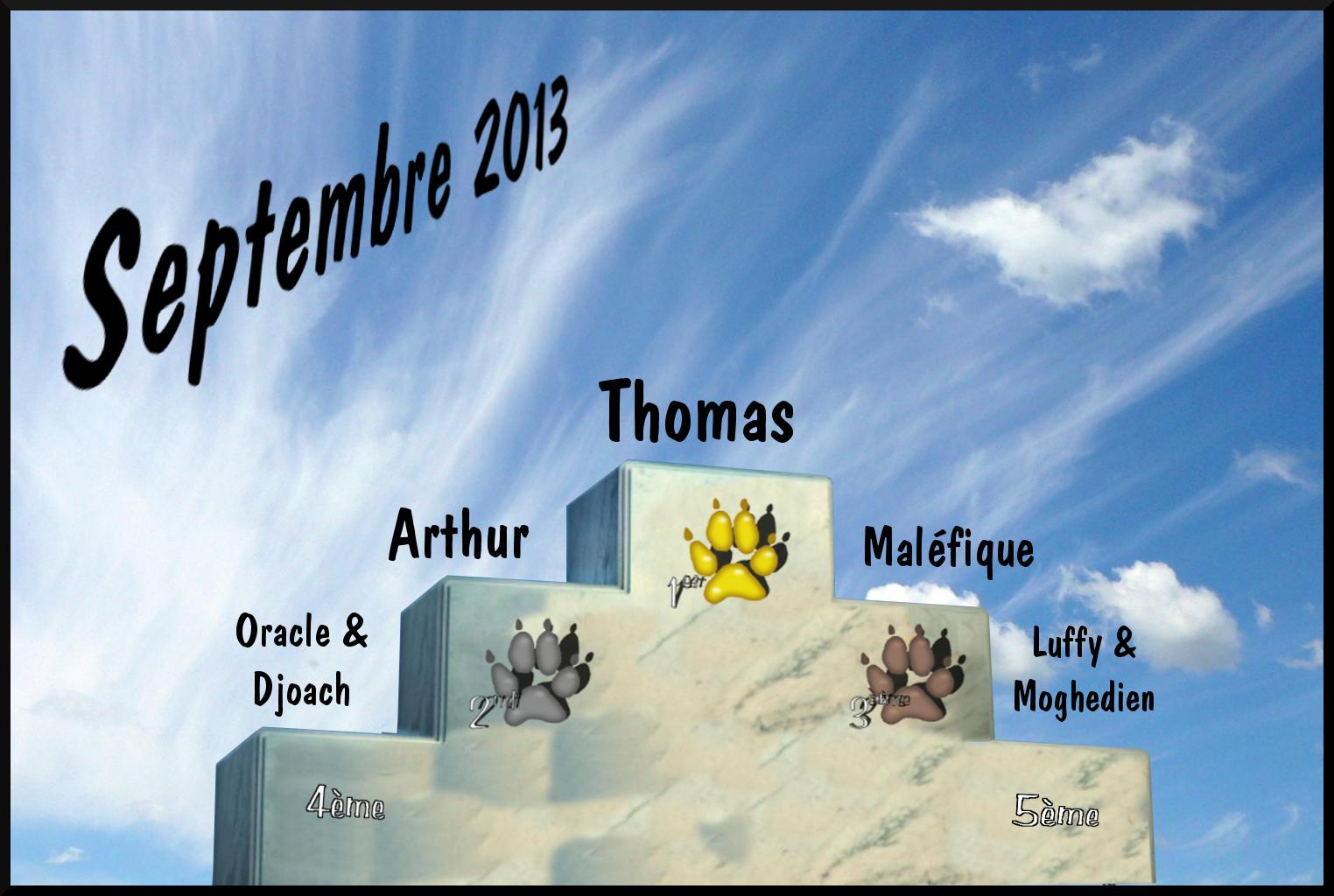 Les traces de pattes Podium_septembre2013