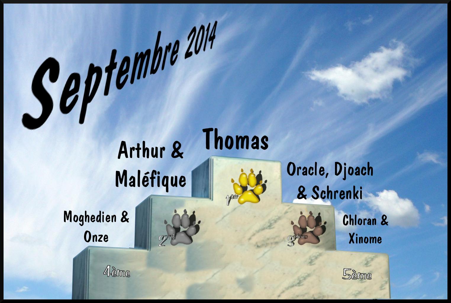 Les traces de pattes Podium_septembre2014